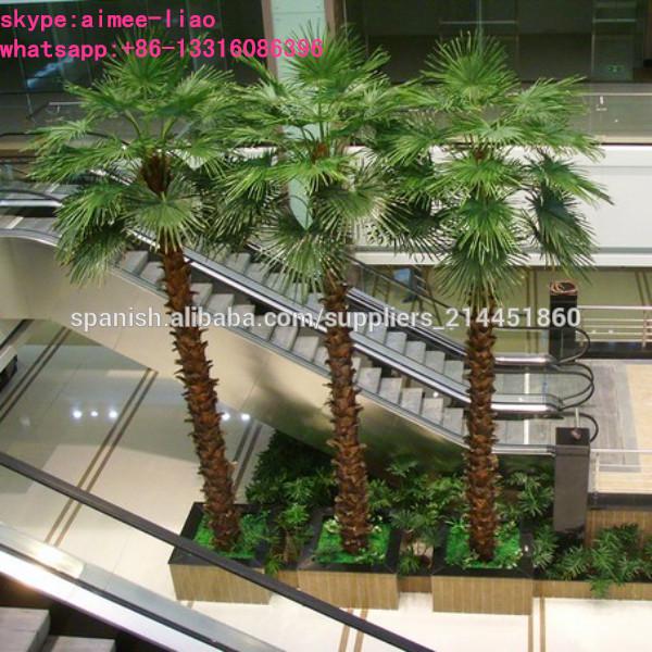 Todo tipo de palmeras artificiales arboles artificiales for Palmeras artificiales