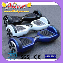 Alison smart balance electric scooter with two wheels self balancing car
