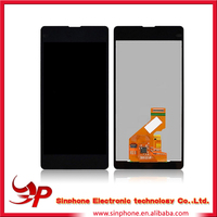 Smart phone accessories for sony ericsson xperia Z1 mini lcd screen digitizer panel