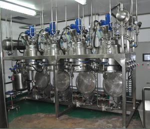 Pharmaceutical Stainless steel energy saving herb extractor equipment
