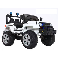 Cheap Remote Control Children Electric Car with Two Seats Can be Recharged