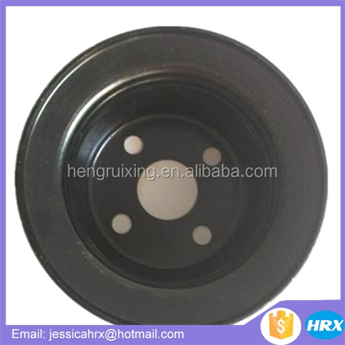 Forklift parts for Xinchai 490B-41002 water pump belt pulley