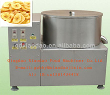 Oil removing machine/Oil separator, potato chips de-oiling machine/
