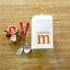 Eco-Friendly Restaurant Tissue Paper Napkin