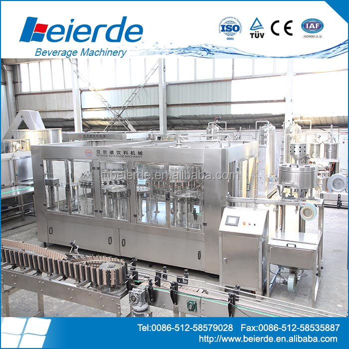Purified Water Filling Mechanical Equipment