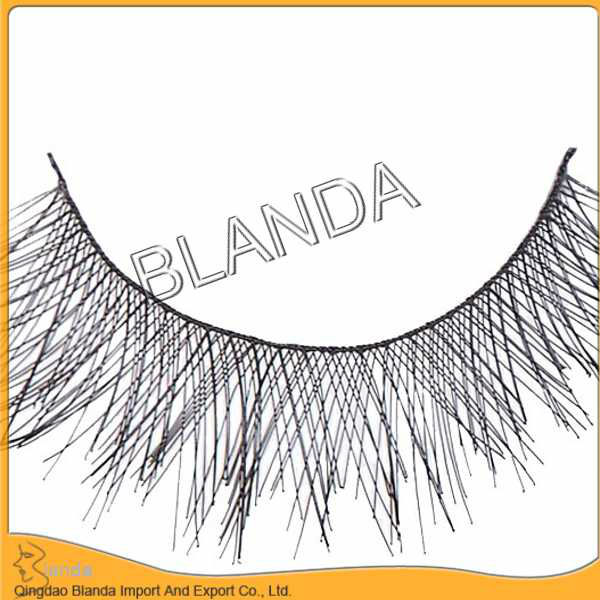 Flare lashes,like human real lashes /without knots eyelashes extension