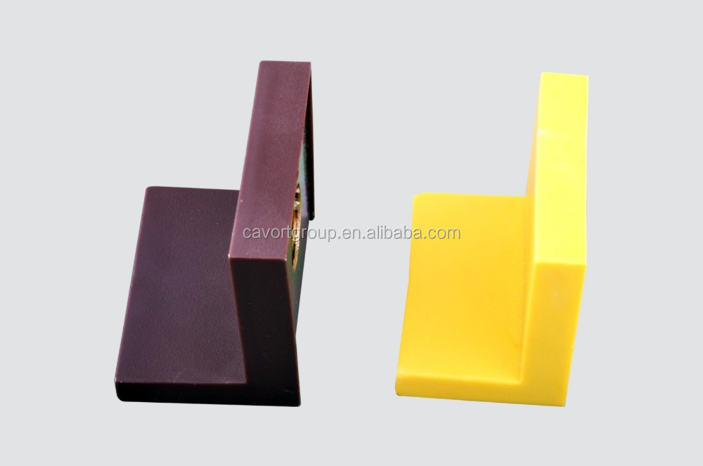 Plastic-metal Corner/wall corners guards/corner shelves