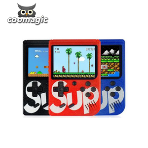 SHENZHEN factory wholesale 8bit handheld video game console