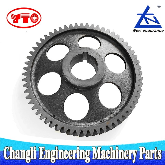 Dongfanghong YTO Diesel Engine Parts YTR3105 YTR4105 YTR4108 Camshaft Gear For Tractors Forklifts Loaders