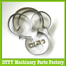 Best quality U clamp/ hose saddle clamp Wholesale