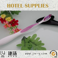 china yangzhou pro supplier with soap and toothpaste soft bristel toothbrush manufacturer