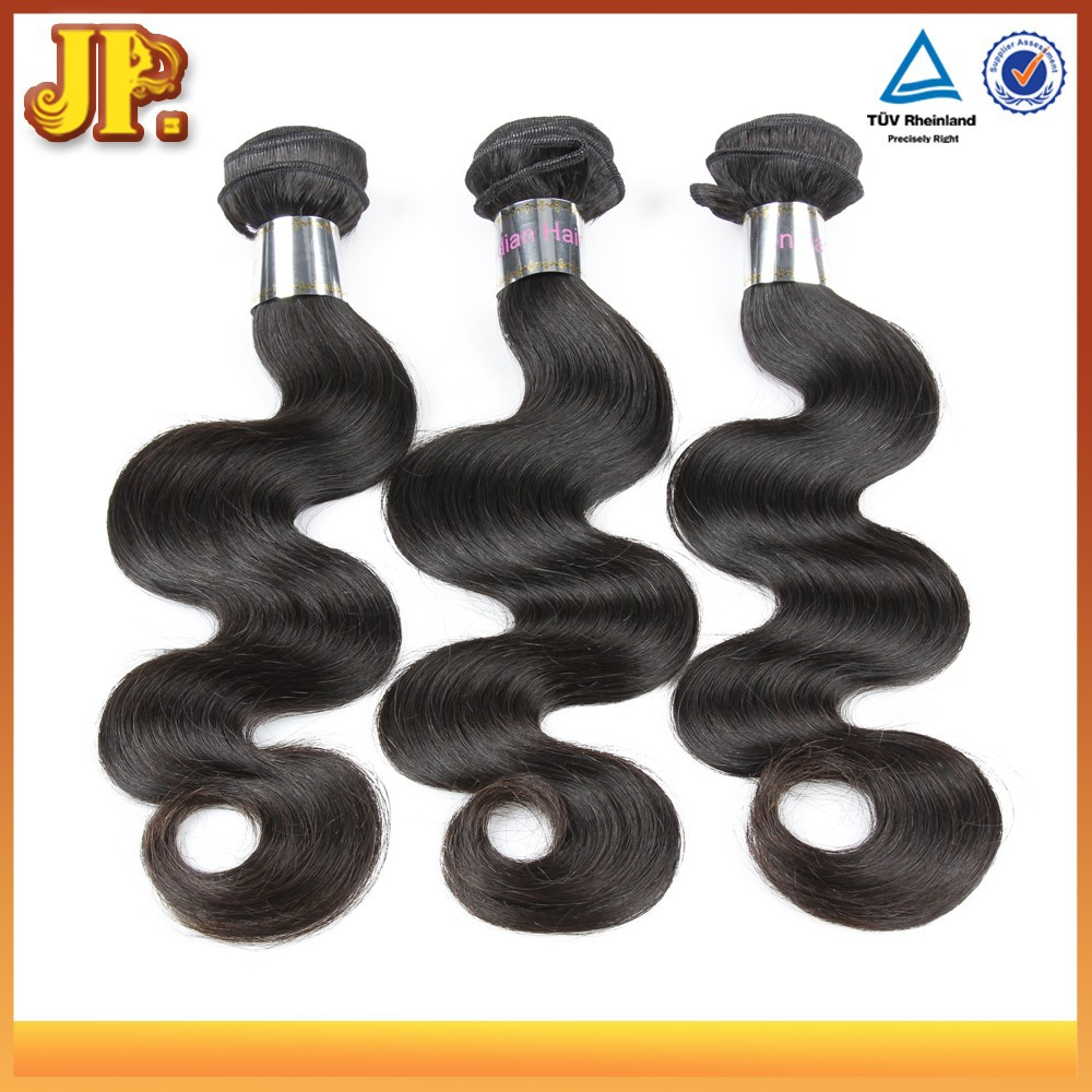 JP Hair Full Ends Top Grade Beauty 100% Virgin Indian Hair Weaving