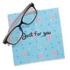Eyewear Microfiber Wipe Cloth