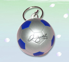 Hot Sale Mini Pu Stress Ball Soccer Key Chain