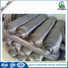crimped wire stainless steel knotted rop mesh tray price