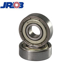 Low Noise Deep Groove Ball Bearing 608zz With Inner Spacer For Ceiling Fan
