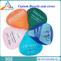 custom logo bike seat covers promotion exercise bike covers