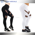 2017 New Private label fitness wear, Dry fit sublimation printing fitness yoga pants women