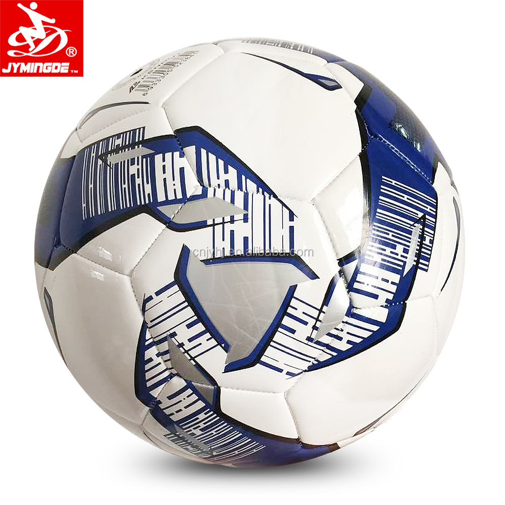 deflated custom football soccer balls wholesale