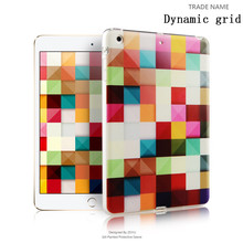 2017 color print silicon rubber tablet PC case For ipad mini 123