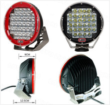 "Promotion!! 9"" 96W led driving light off road 4x4 truck jeep round off road led work light"