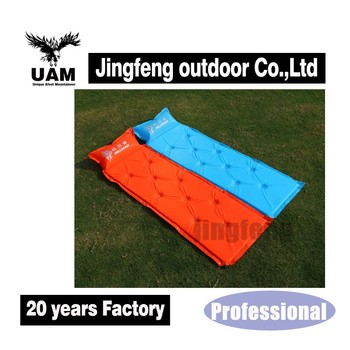 Automatic Inflatable Mat Cushion Camouflage Sleeping Mat Camping Sleeping picinic Mattress Pad Self Inflating
