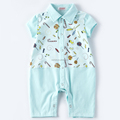 2016 Wholesale toddler clothes high quality cotton baby bodysuit