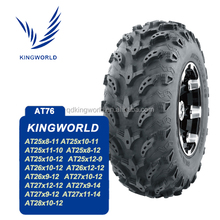 ATV parts 22x10-10 21x7-10 20x10-9 25x8-12 25x10-12 atv tire with cheap price sales for USA market