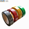 colorful composite pet cord strapping roll packing strap