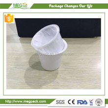 2017 Plastic K-Cup with Filter for Ground Coffee k-cup filter paper