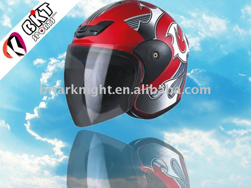 ECE 22.05 open face helmet