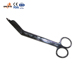 Surgical dressing bandage scissor for operation and round cutting