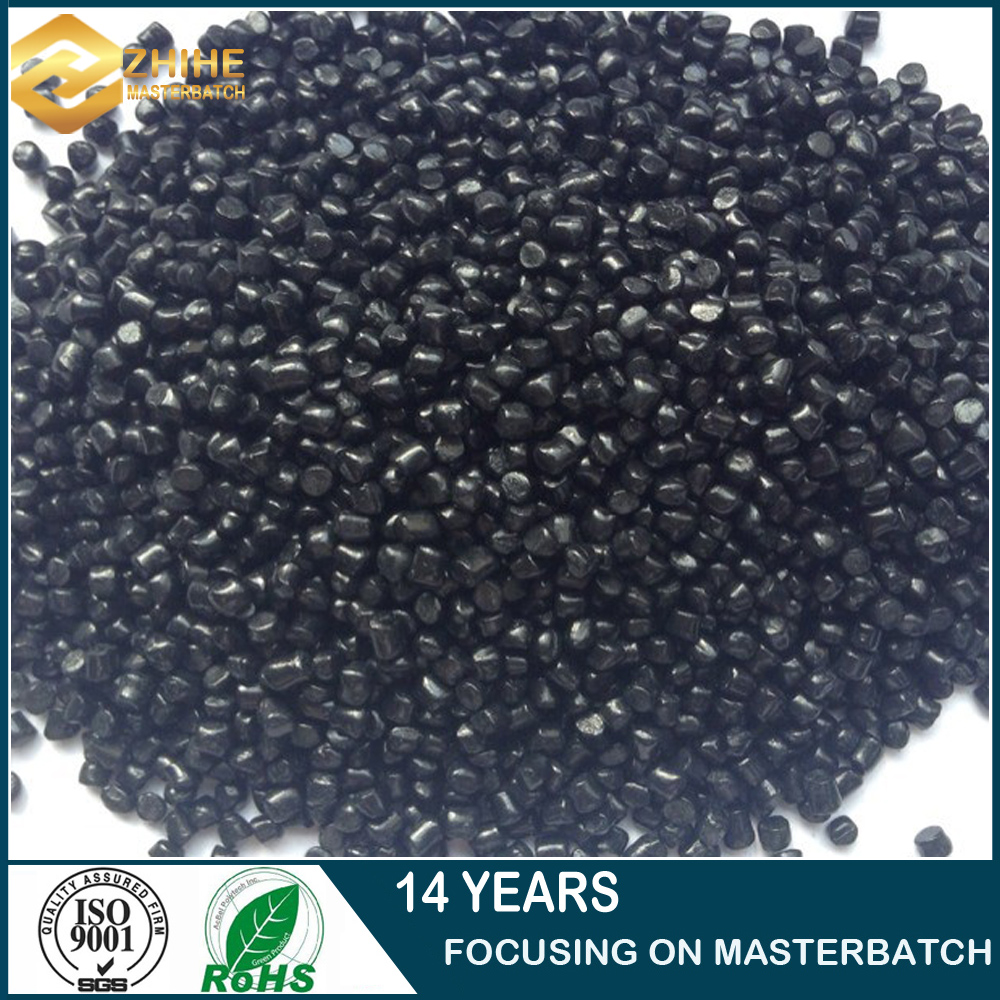 film blowing / injection moulding grade black masterbatch