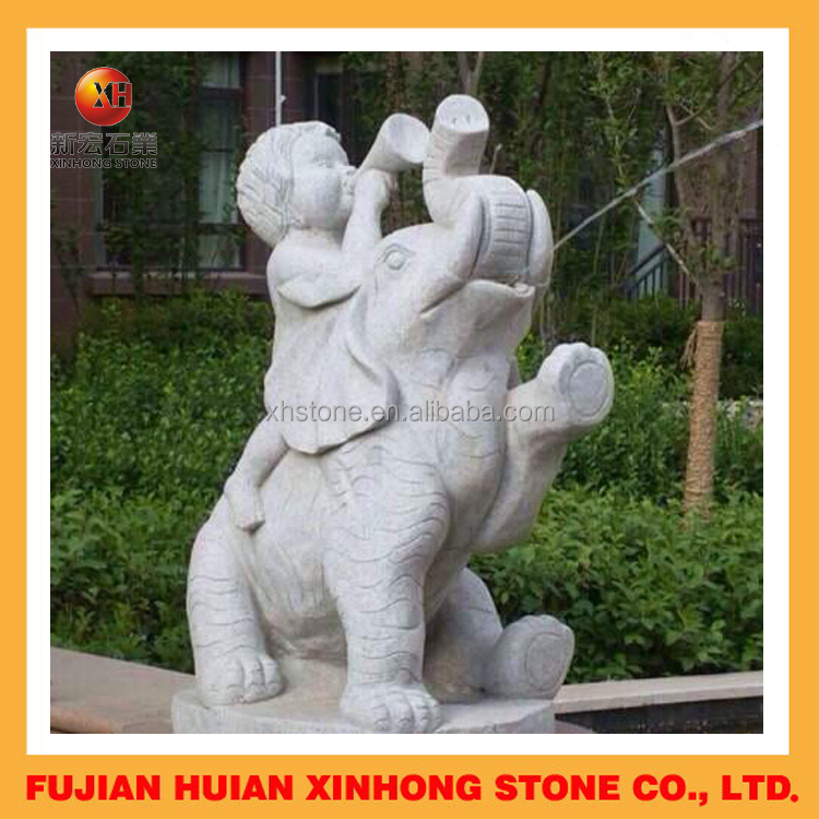 jade thailand antique elephant statue for home and garden