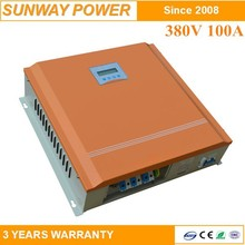 high power mppt solar charge controller 380v 100amp high quality