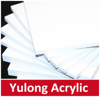 Black and White PVC Foam Sheet 6mm