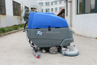 China Mini Floor Cleaning Sweeper