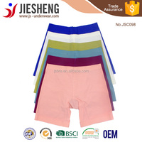 Seamless Japanese Wholesale Nylon Boy Shorts Panty for Women