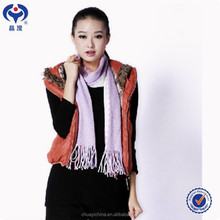 Wholesale Acrylic Knitting Machine Modern Scarf Shawls