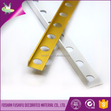 Wall and floor tiles l shape tile trim edge protector