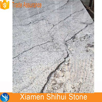 River Diamond White Granite from Chinese Quarry with Fair Price