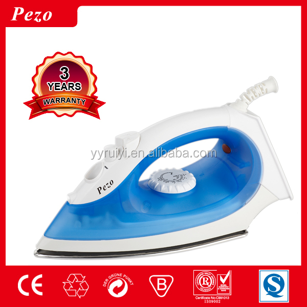 2015 hot sell electric steam iron for home use