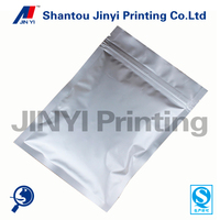 Food vacuum packaging plastic bags for fresh meat/fish/dried food