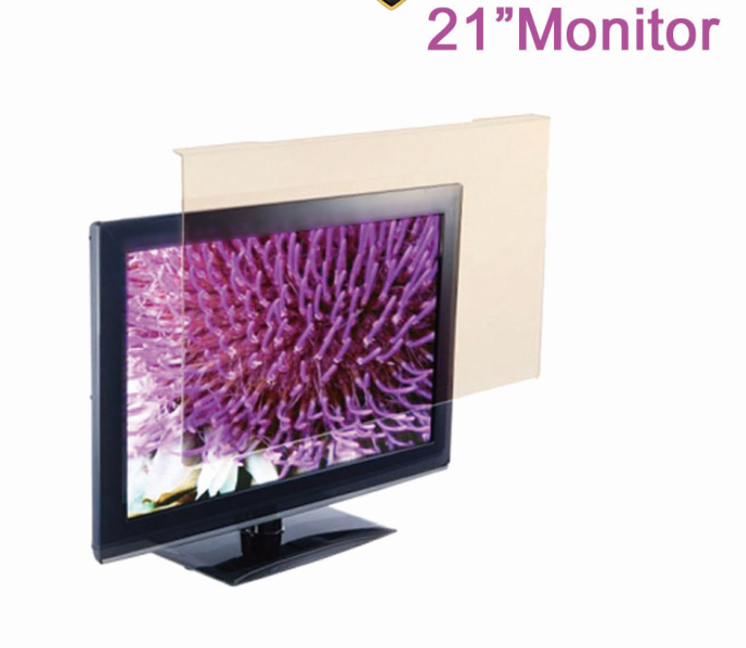 21 inch Anti Blue Protector Shield Filter Guard for Monitor Screen Display