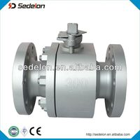 Ce Approved Flange Pvc Ball Valve