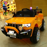 2018 Hot selling new promotion electric jeep for kids electric jeep for children electric car kids ride jeep children