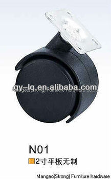 1.5 inch (40MM) Nylon caster N01 2013 HOT!- wholesale