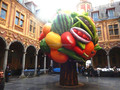 giant inflatable Fruit Tree for event decoration