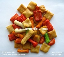 Mixed rice cracker Janpanese rice carcker snack food