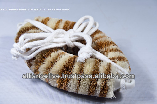 Sisal Coco Body Brush